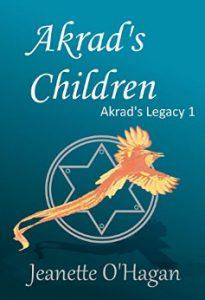 Cover of Akrad's Children
