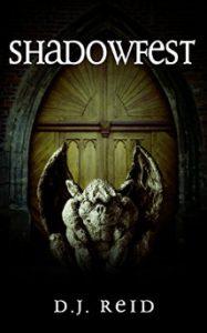 Cover of Shadowfest by D.J. Reid