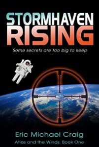 Cover of Stormhaven Rising by Eric Michael Craig