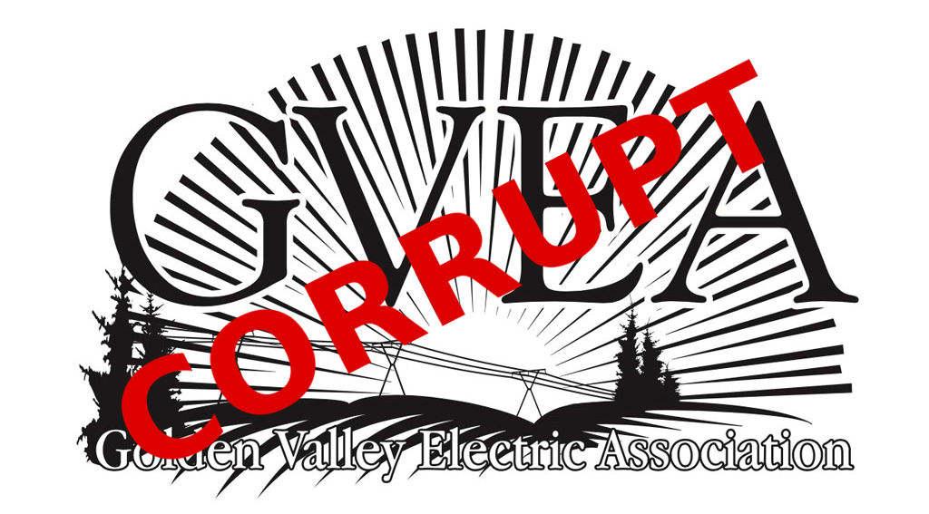 Corrupt GVEA Logo