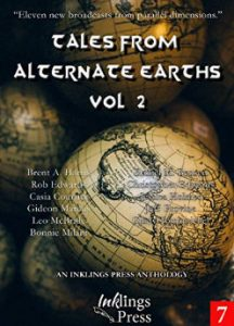 Tales from Alternative Earths 2 cover