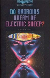 Do Androids Dream of Electric Sheep cover