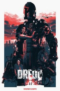 Dredd 2012 - Judgement is Coming