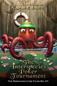 The Interspecies Poker Tournament by Claire Buss