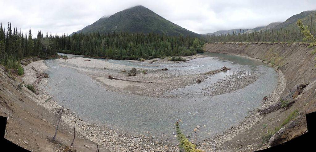 Marion Creek in August, 2021